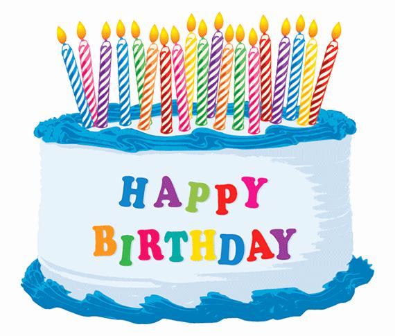 Happy Birthday Icons Free Best Of Blue Birthday Cake