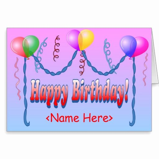 Happy Birthday Template Free New Free Other Design File Page 19 Newdesignfile