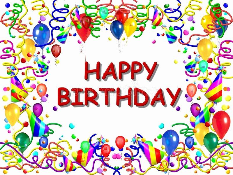 Happy Birthday to Me Poster Elegant Happy Birthday Poster Stock Illustration Illustration Of