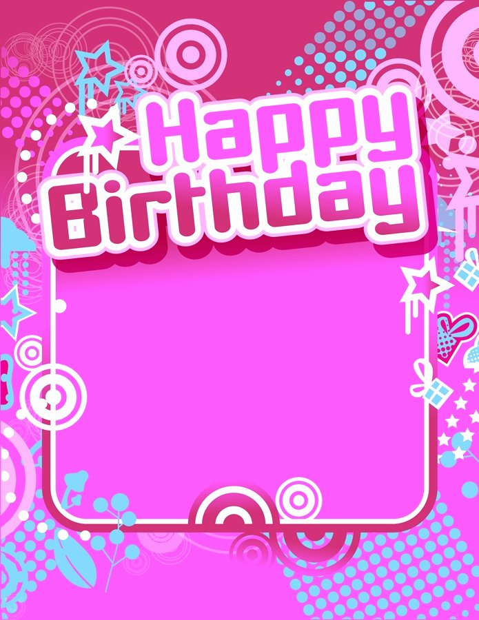 Happy Birthday to Me Poster Lovely Free Birthday Poster Download Free Clip Art Free Clip