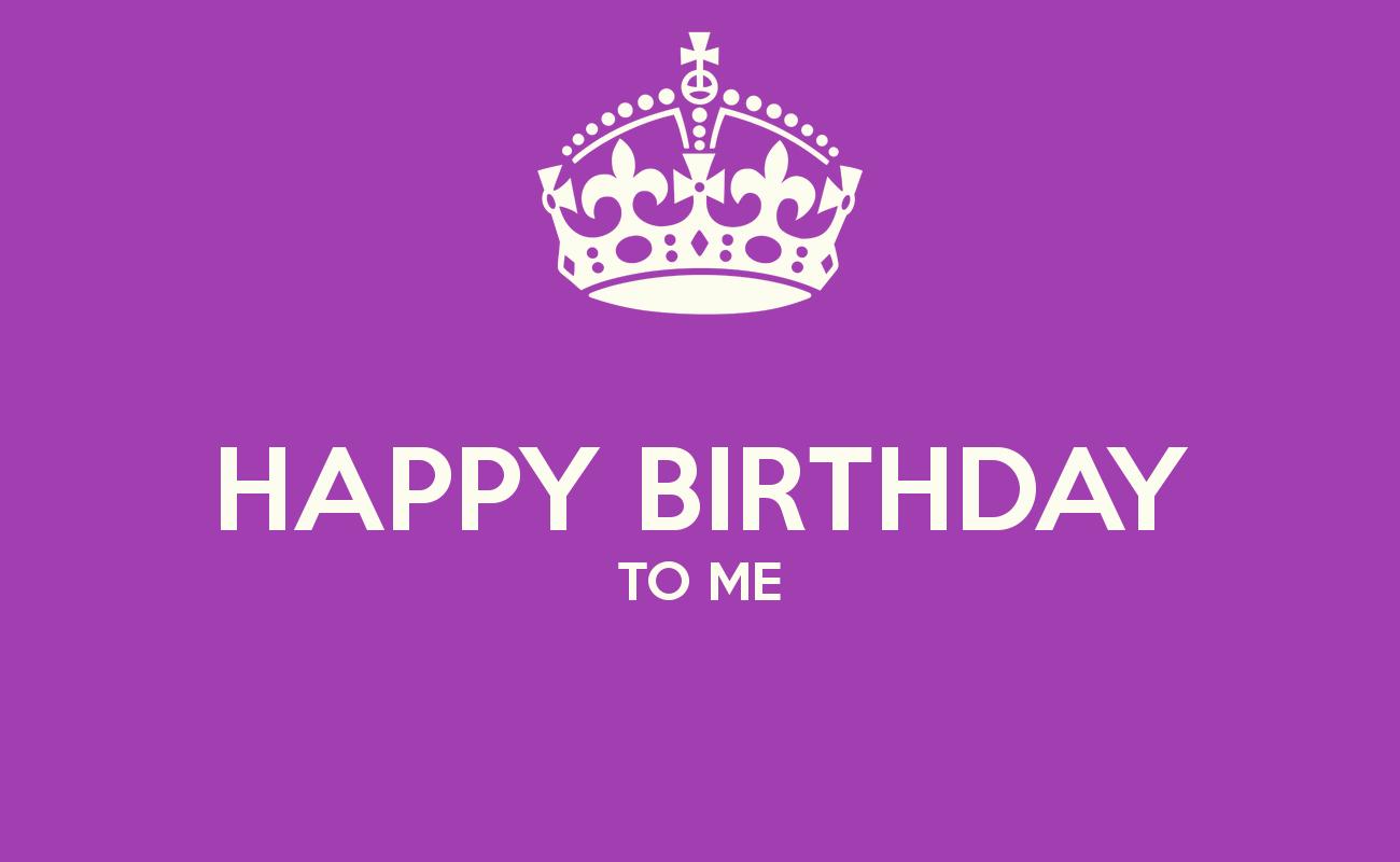 Happy Birthday to Me Poster Luxury Happy Birthday to Me Poster Ika