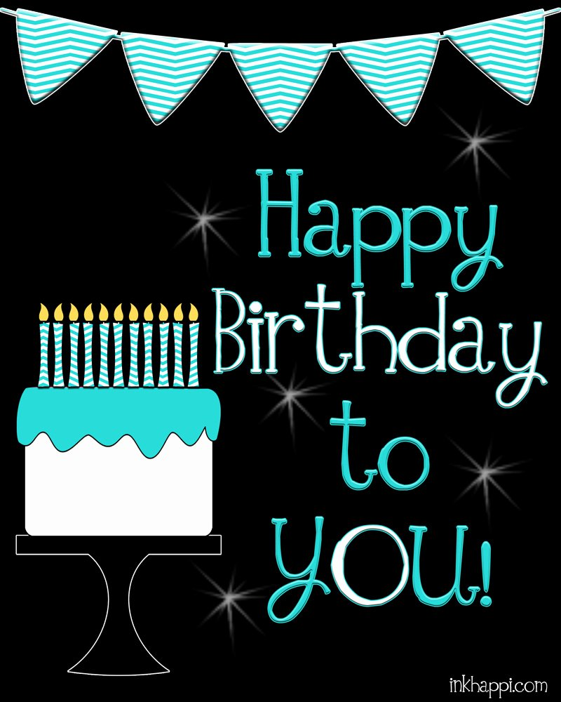Happy Birthday to Me Poster New Free Happy Birthday for Boy Download Free Clip Art Free