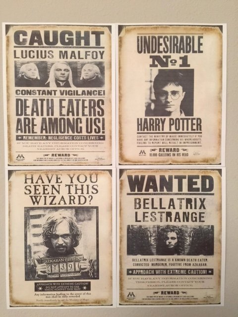 Harry Potter Wanted Poster Best Of Harry Potter Ideas – Disableddaddy