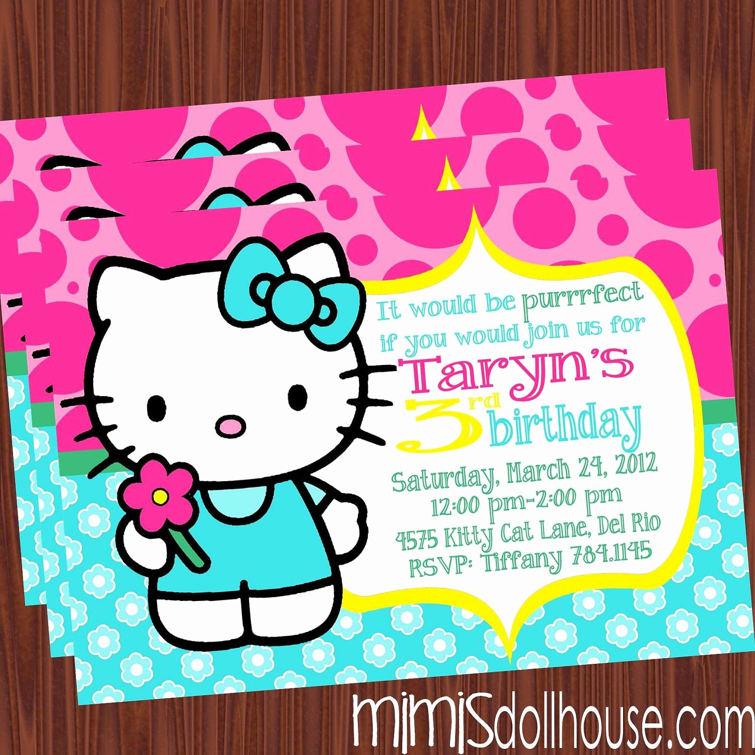 Hello Kitty Birthday Invites Best Of Pin by Laura Ringhofer On Lilly Bday