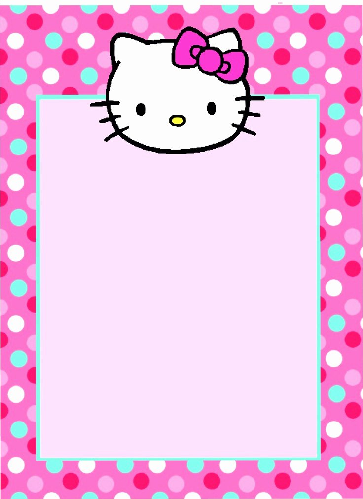Hello Kitty Invitation Card Beautiful 45 Pool Party Invitations