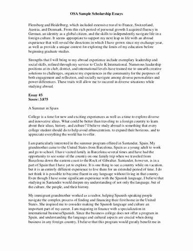 High School Scholarship Essay Examples Best Of Scholarships for High School Students Essays