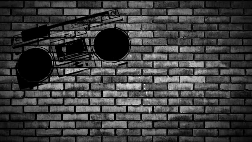 Hip Hop Graffiti Backdrop Awesome Hip Hop Background Stock Footage Video