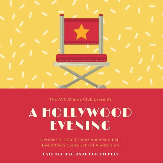 Hollywood Invitation Template Free Fresh Customize 38 Hollywood Invitation Templates Online Canva