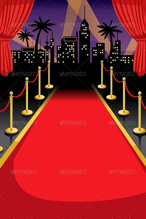 Hollywood Invitation Template Free Fresh Red Carpet Invitation Template Free Google Search