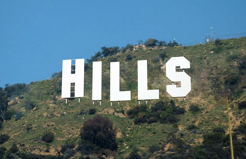 Hollywood Sign Photoshop Template Beautiful How to Create A Hollywood Sign Text Effect In Adobe