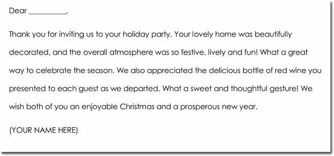 Hospitality Thank You Notes Luxury 9 Hospitality Thank You Note Templates & Wording Examples