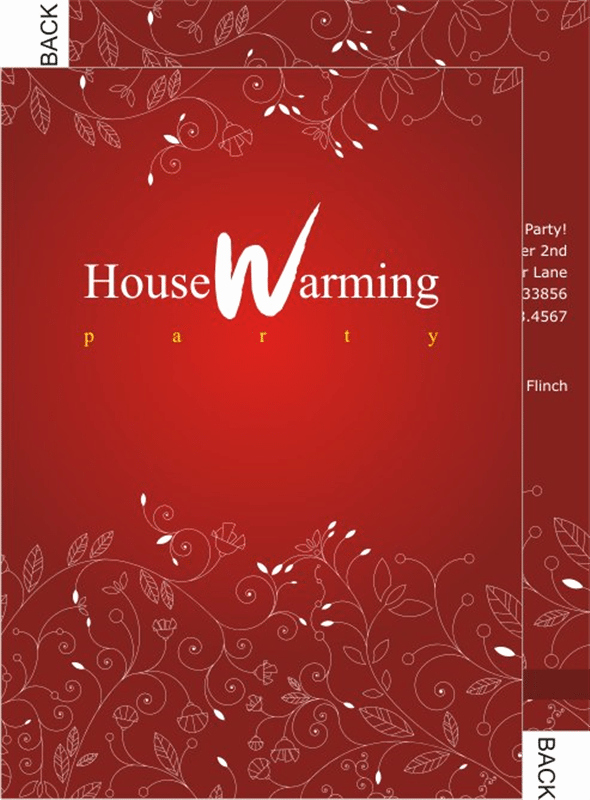 House Warming Ceremony Invitation Best Of House Warming Ceremony Invitation Card Templates