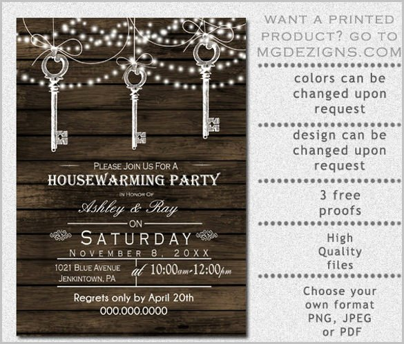 Housewarming Images for Invitation Best Of 35 Housewarming Invitation Templates Psd Vector Eps