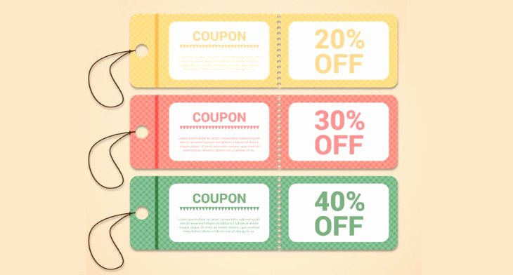 How to Design A Coupon Lovely 11 Vintage Coupon Designs