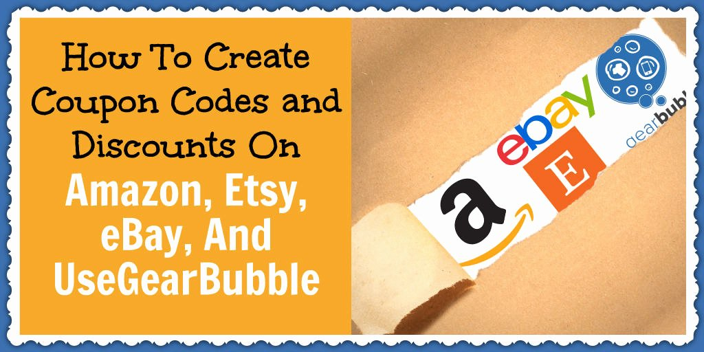 How to Design A Coupon Lovely How to Create Coupon Codes and Discounts Amazon Etsy