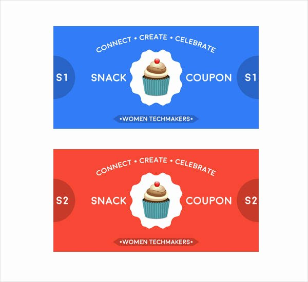 How to Design A Coupon New 15 Free Food Coupon Designs Psd Ai Word