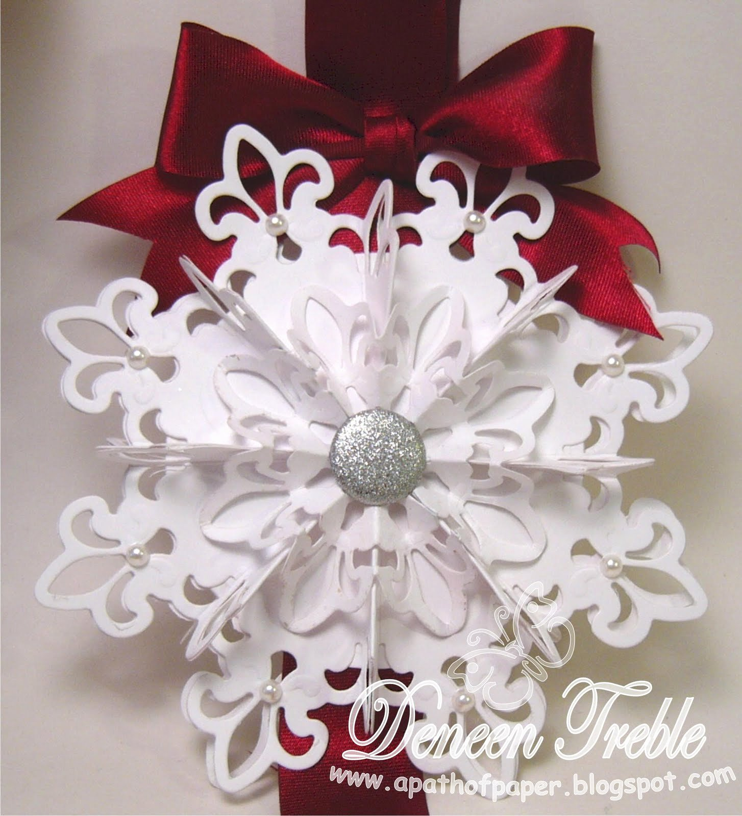 How to Make 3d Snowflakes Inspirational A Path Of Paper top Tip Tuesday Snowflakes