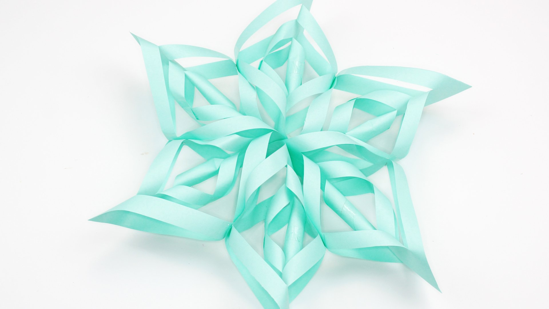 How to Make 3d Snowflakes Luxury How to Make A 3d Paper Snowflake 12 Steps with