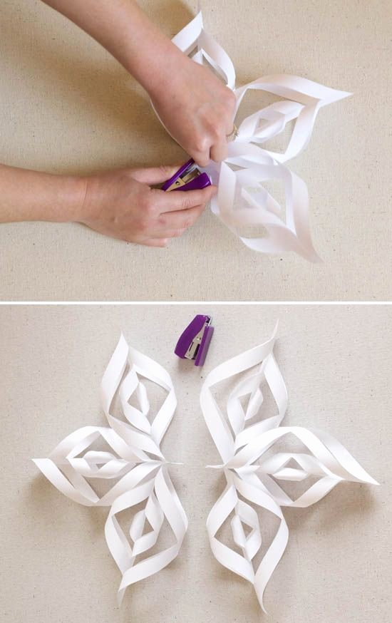 How to Make 3d Snowflakes New 25 Best Ideas About 3d Snowflakes On Pinterest