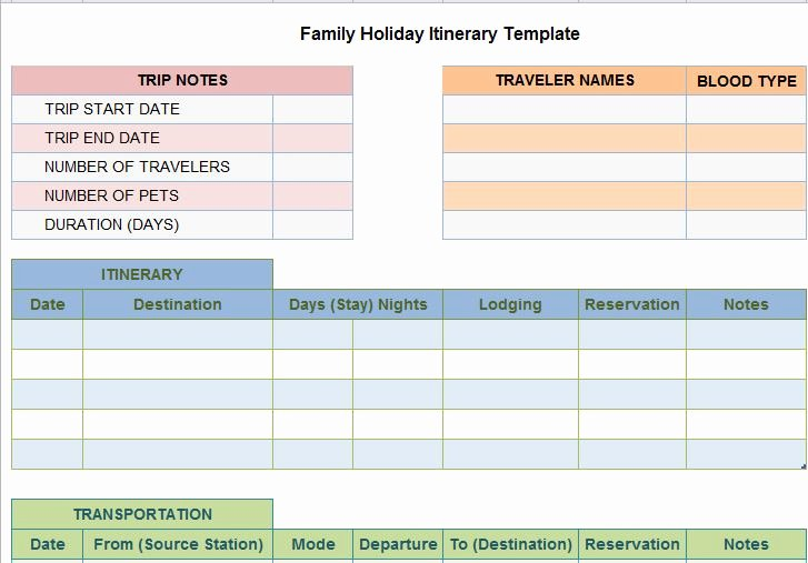 How to Make An Itenary Beautiful 30 Itinerary Templates Travel Vacation Trip Flight