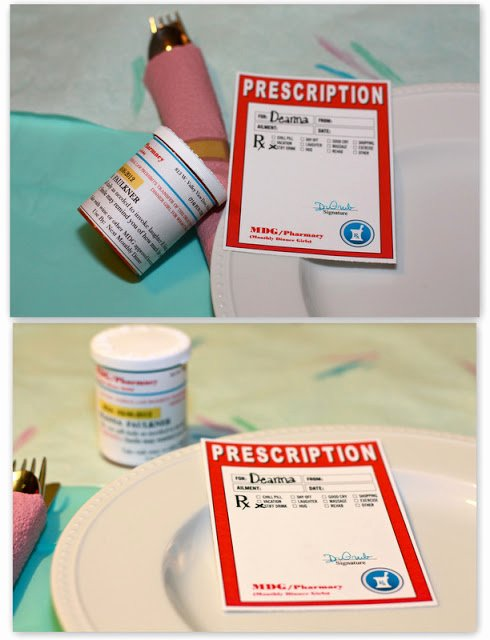 How to Make Fake Prescription Best Of Invite and Delight Fake An Injury Party sooo Fun