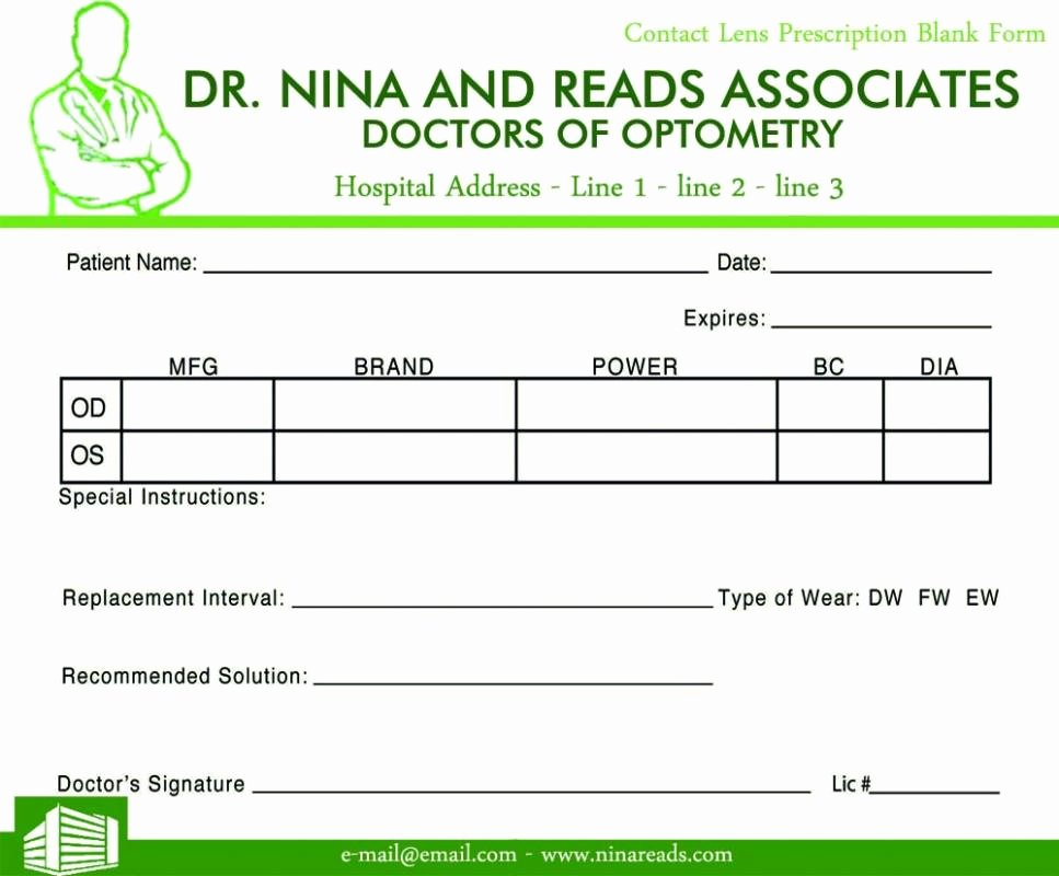 How to Make Fake Prescription Best Of Prescription Pad Template