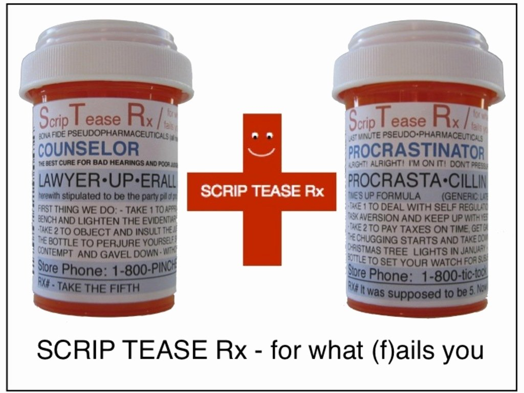 How to Make Fake Prescription New Funny Personalized Fake Prescriptions for Modern Life by