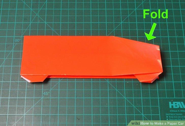 Make a Paper Car