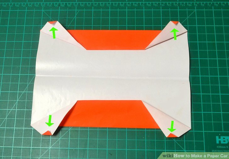 How to Make Paper Car Inspirational How to Make A Paper Car with Wikihow
