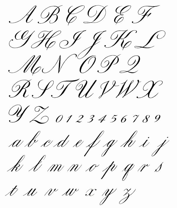 How to Write Cursive Words Awesome What Do Cursive Letters Look Like Quora