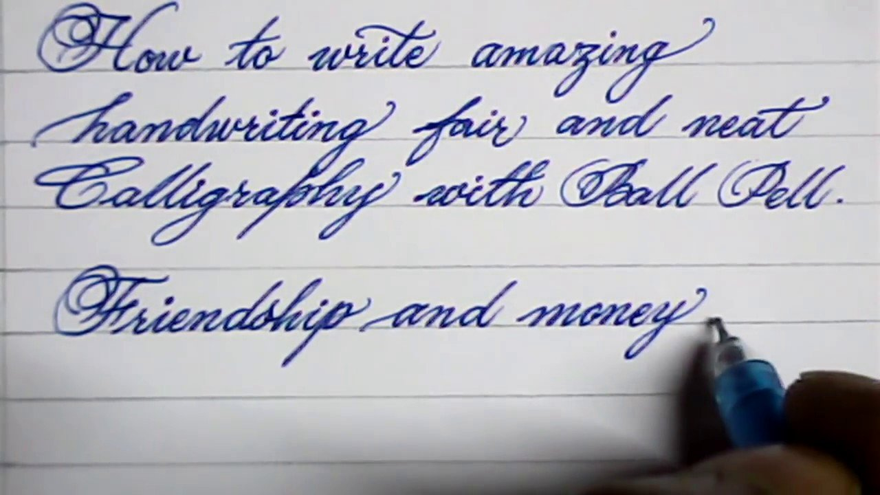 How to Write Cursive Words Fresh Cursive Hand Writing