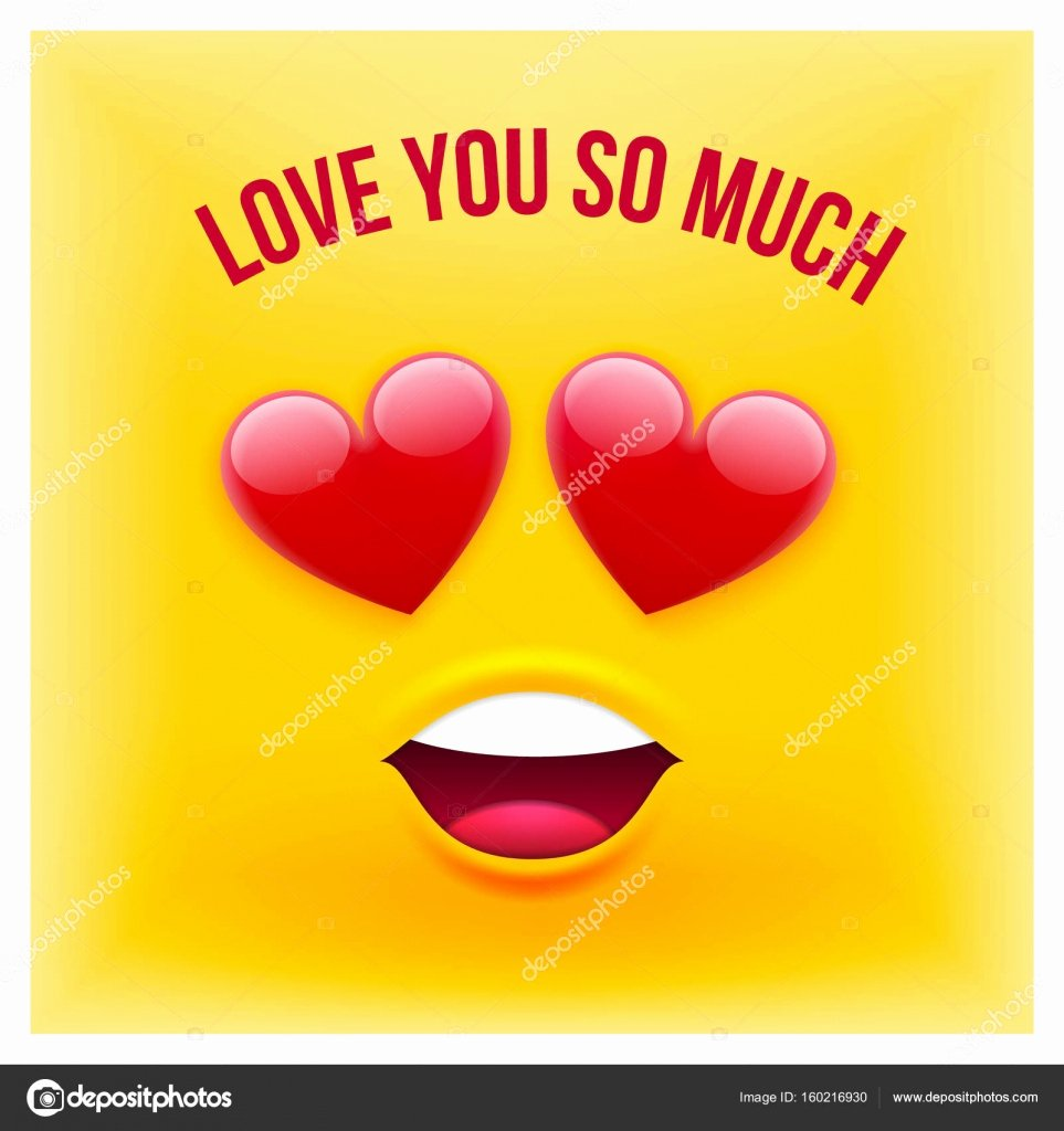 I Love You Emoji Text Lovely I Love You Emoji Text Art Impre Media