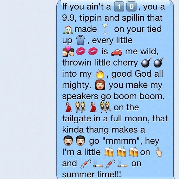 I Love You Emoji Text Unique Drunk On You Emoji Text Love Quotes Pinterest