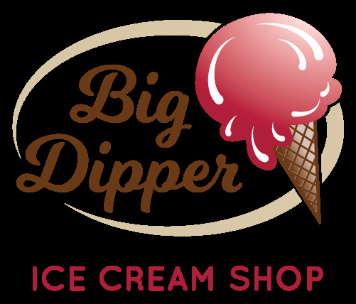 Ice Cream Shop Logo Best Of [case Study] Ice Cream Shop Rebrand