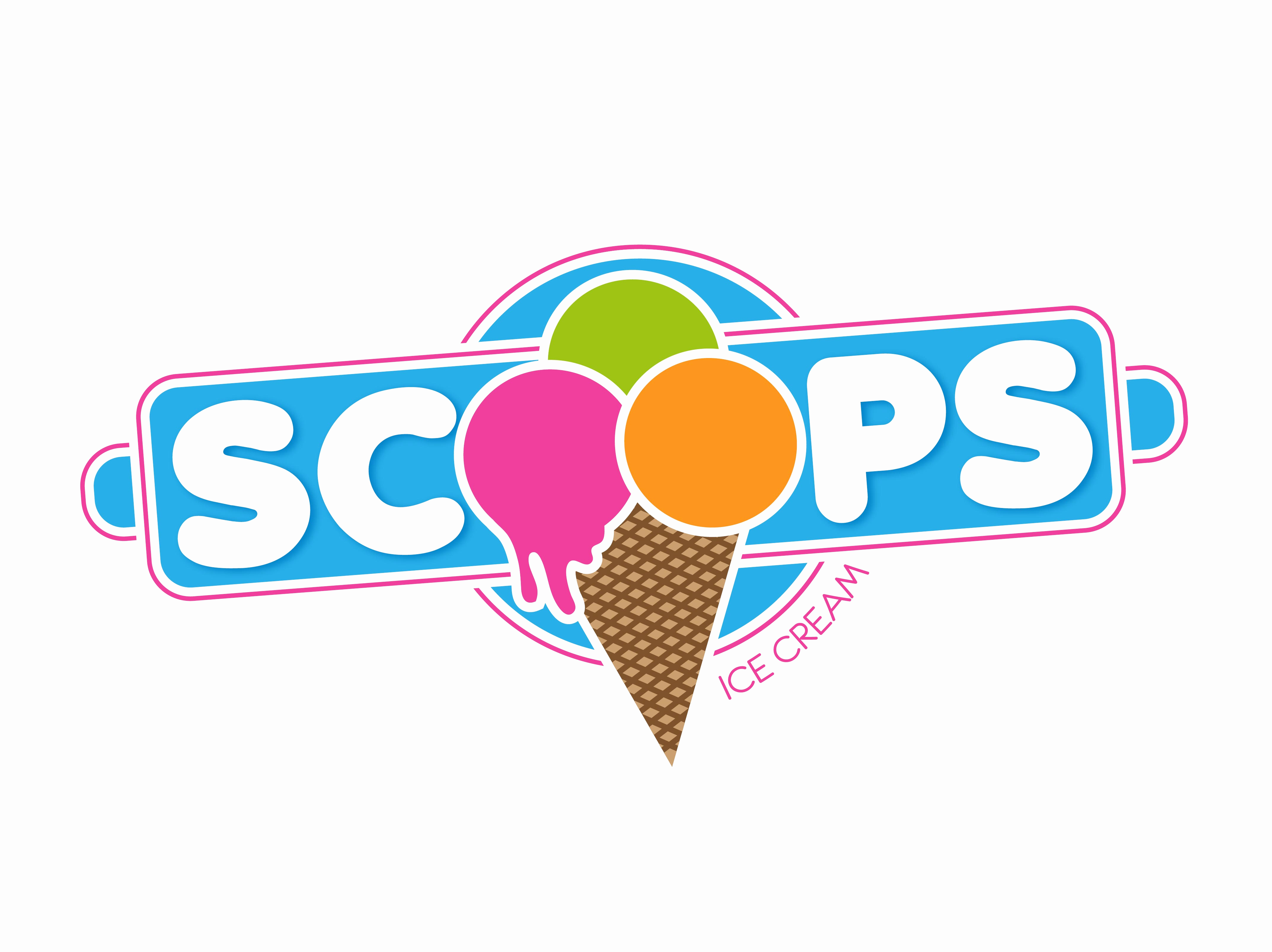 Ice Cream Shop Logo Inspirational Logo Design Contests Captivating Logo Design for Scoops