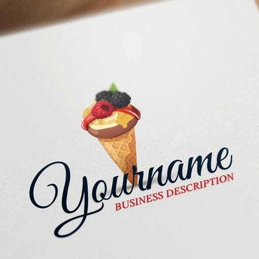 Ice Cream Shop Logo Lovely Exclusive Logo Design Ice Cream Logo Images
