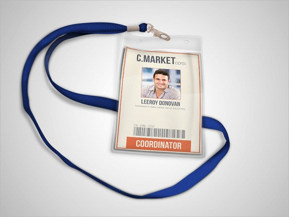 Id Cards Templates New Free 35 Amazing Id Card Templates In Illustrator
