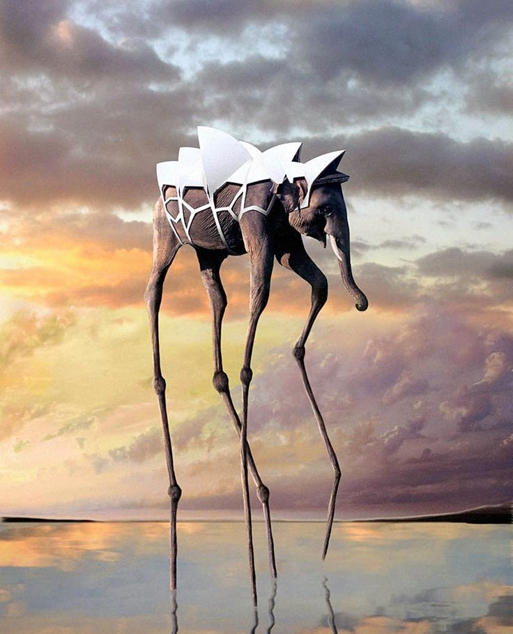 Images Of Salvador Dali Paintings Awesome Salvador Dali Was A Surrealist Artist who Was Born In