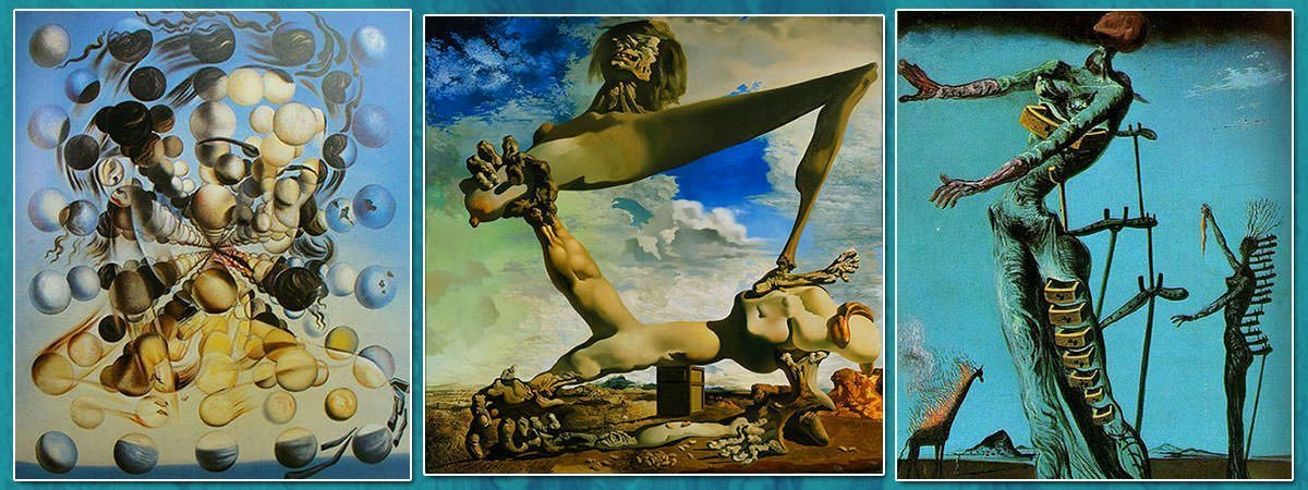 Images Of Salvador Dali Paintings Beautiful 10 Most Famous Paintings by Salvador Dali