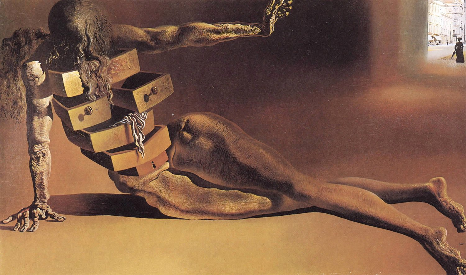 Images Of Salvador Dali Paintings Elegant Dali Fueled by Fears and Fascinations