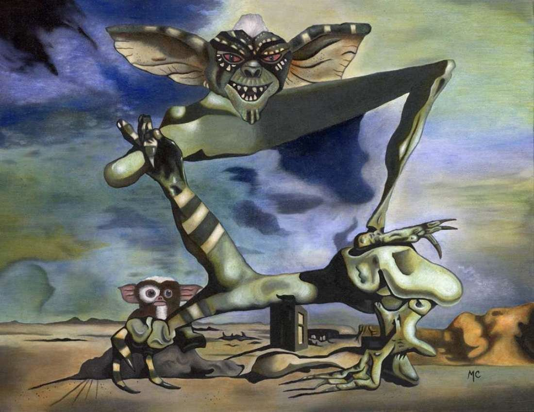 Images Of Salvador Dali Paintings Inspirational 11 Great Salvador Dali Art Mash Ups