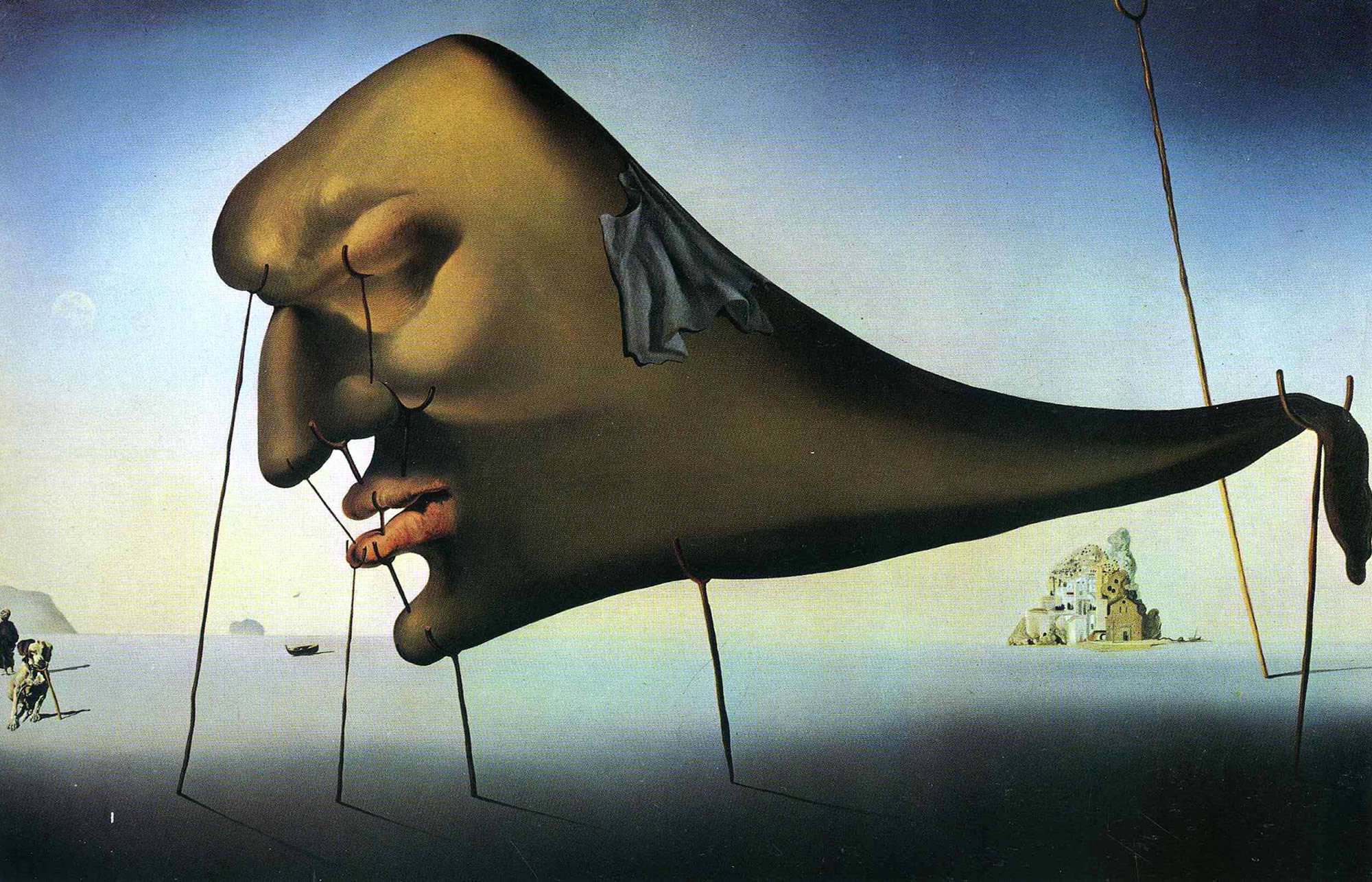 Images Of Salvador Dali Paintings Luxury Dali Fueled by Fears and Fascinations