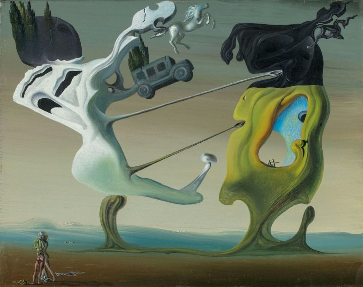 Images Of Salvador Dali Paintings Luxury Two Dal Paintings Bought by A Countess In the 1930s