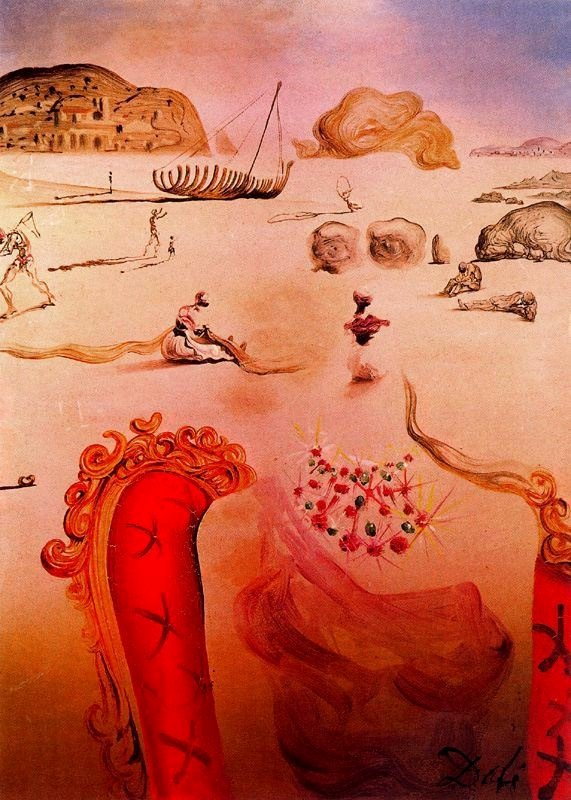 Images Of Salvador Dali Paintings New 161 Best Images About Salvador Dali On Pinterest