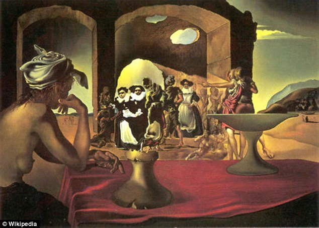 Images Of Salvador Dali Paintings New Salvador Dali S Slave Market with Disappearing Bust Of