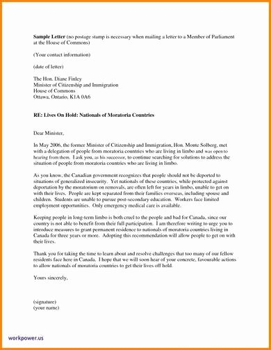 Immigration Reference Letter Sample New Free 9 Immigration Reference Letter Samples In Pdf