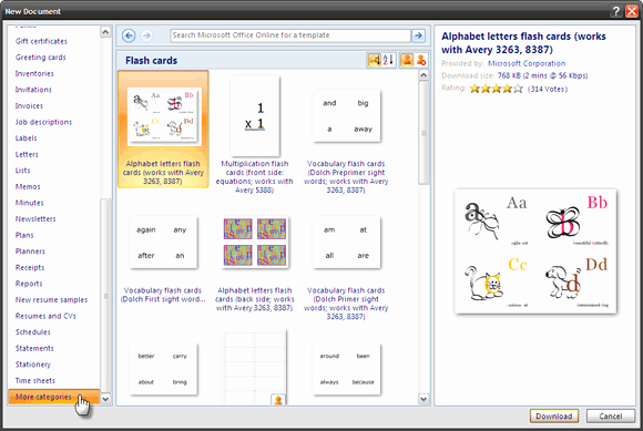 Index Cards Template for Word Fresh How to Make Index Cards In Microsoft Word 2007