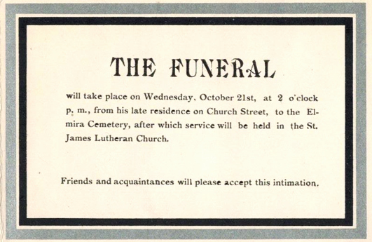 Invitations to A Funeral Beautiful A Grave Interest Mourning Cards the Art Of Death