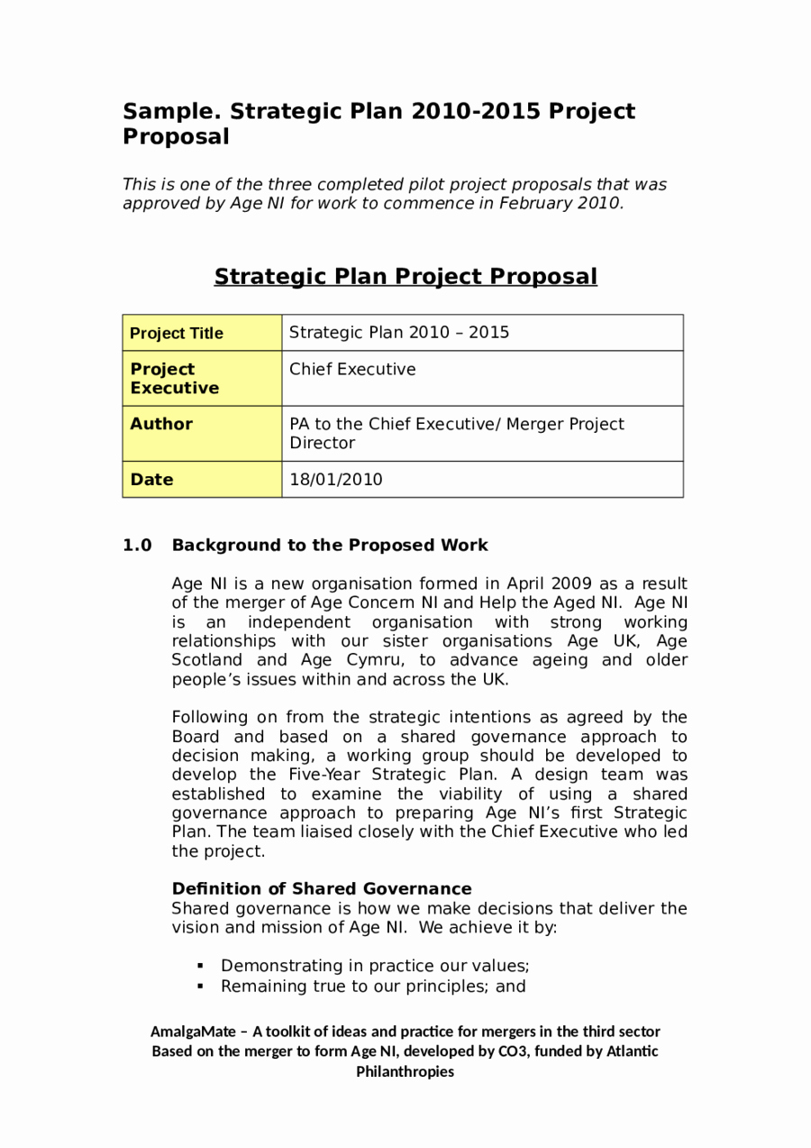 It Project Proposal Sample Awesome 2019 Project Proposal Template Fillable Printable Pdf