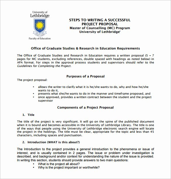 It Project Proposal Sample Best Of Writing Proposal Template 21 Free Word Excel Pdf